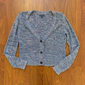 AEO Multicolored Cardigan